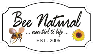 Bee Natural Logo
